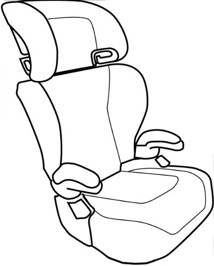 type de siège auto compatible avec footup